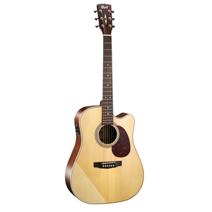 Cort MR600F Acoustic Guitar (Natural Glossy)
