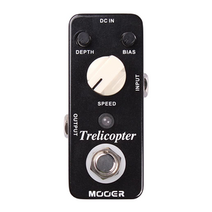 Mooer TRELICOPTER Tremolo Effects Pedal