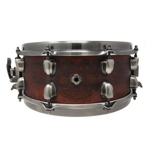 Mapex BLACK PANTHER: WARBIRD Chris Adler Signature Snare Drum