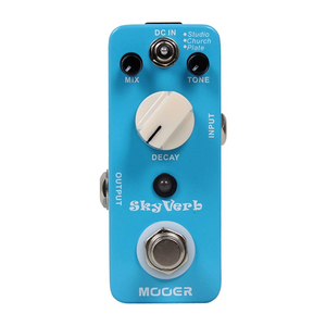 Mooer SKY VERB Reverb Effects Pedal