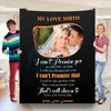 Love You Everyday Personalized Blanket