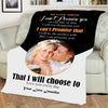 I Will Be The Perfect Wife  Personalized Blanket