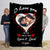 I Love You Personalized Blanket With Your Picture