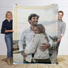 Personalized Photo Blanket For The Closest One To Your Heart