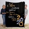 Relationship Battle Last  Lockdown 2020 Personalized Blanket