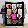 Love You Still Love You  Always  Personalized Blanket