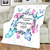 Best Friends Forever Personalized Blanket