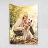 A Perfect Gift for the Closest One To Your Heart! Personalized Blanket