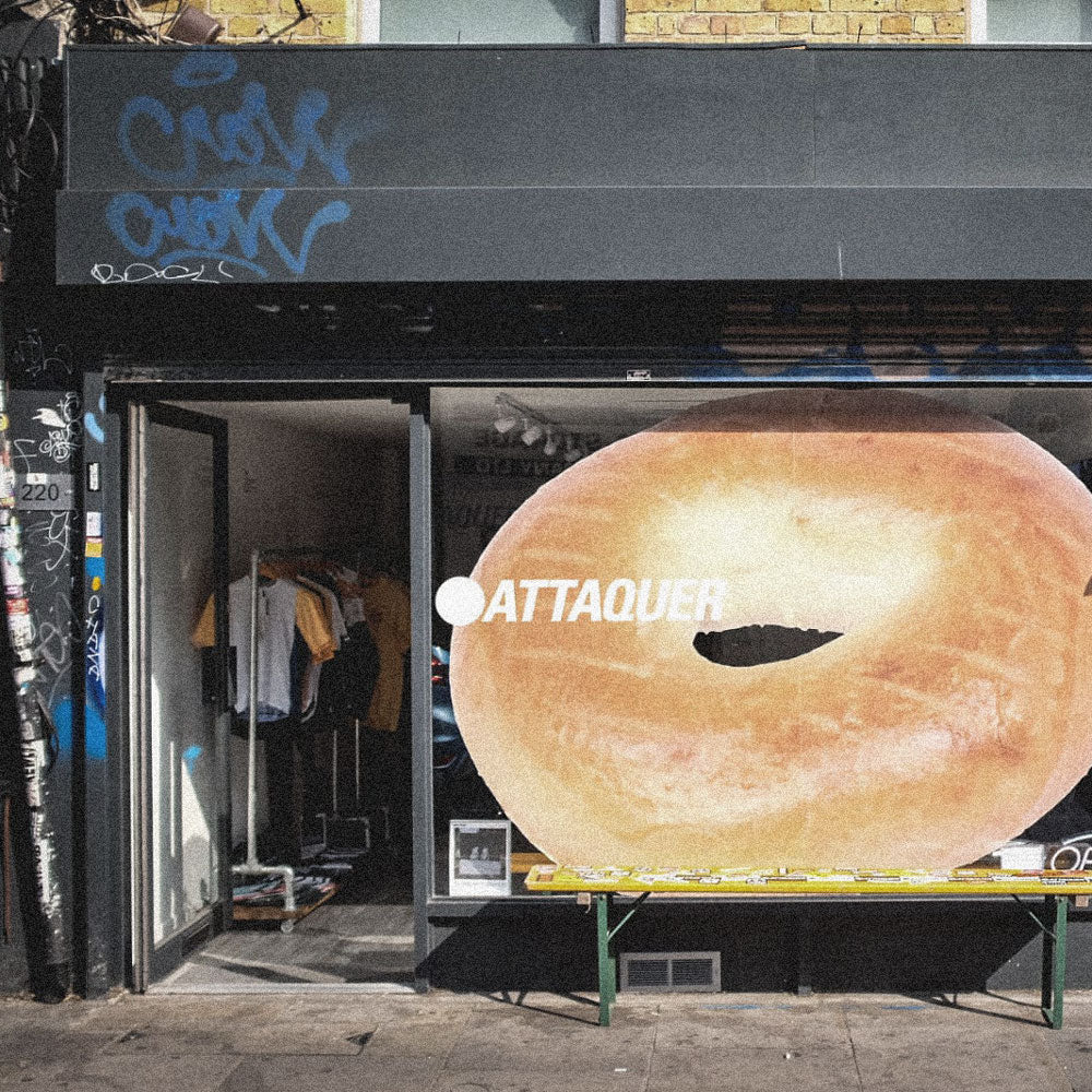 Attaquer London Pop Up