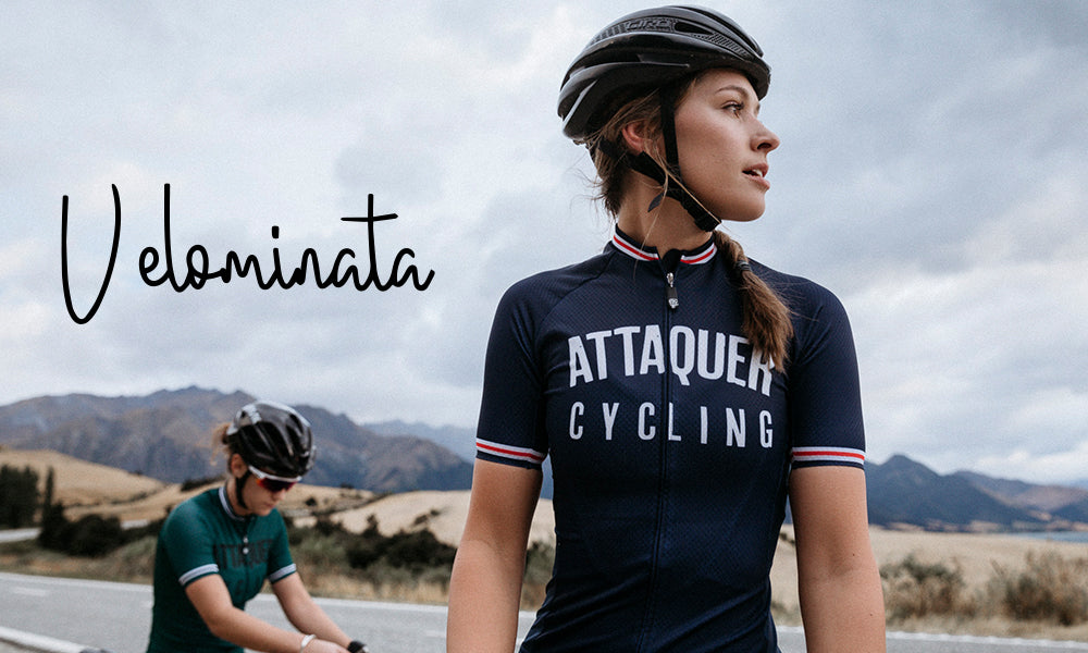 5 Minutes With Sarah Jackson of Velominata