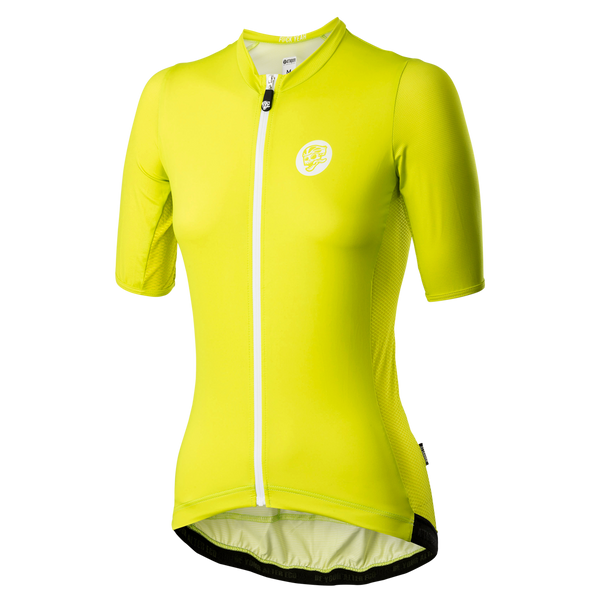 Womens Race Jersey Green main