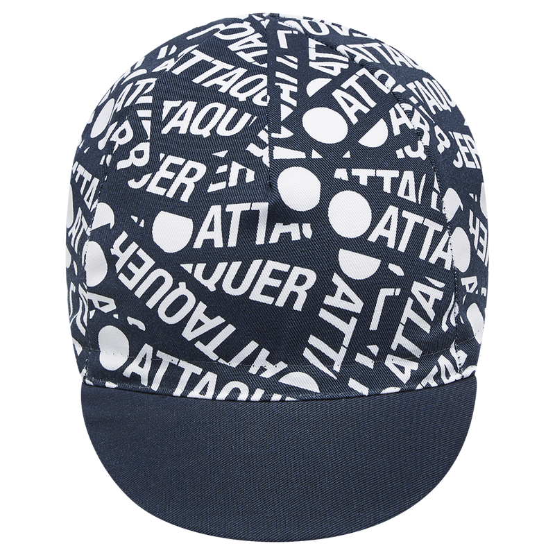 F*ck Yeah Sticker Cap Navy detail