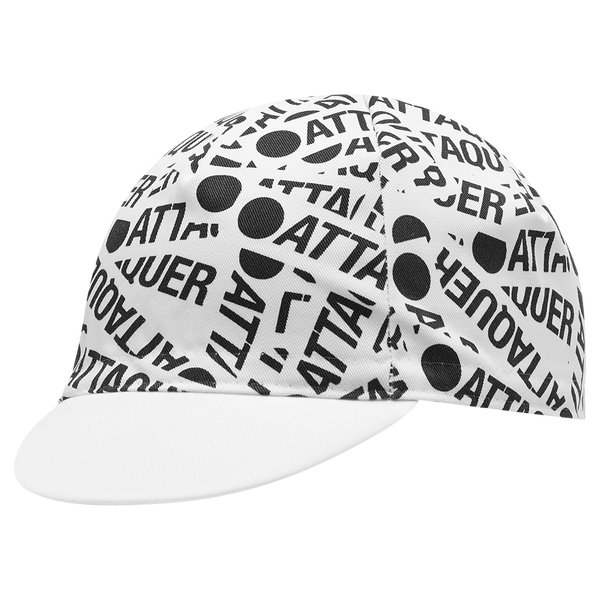 F*ck Yeah Sticker Cap White/Black main