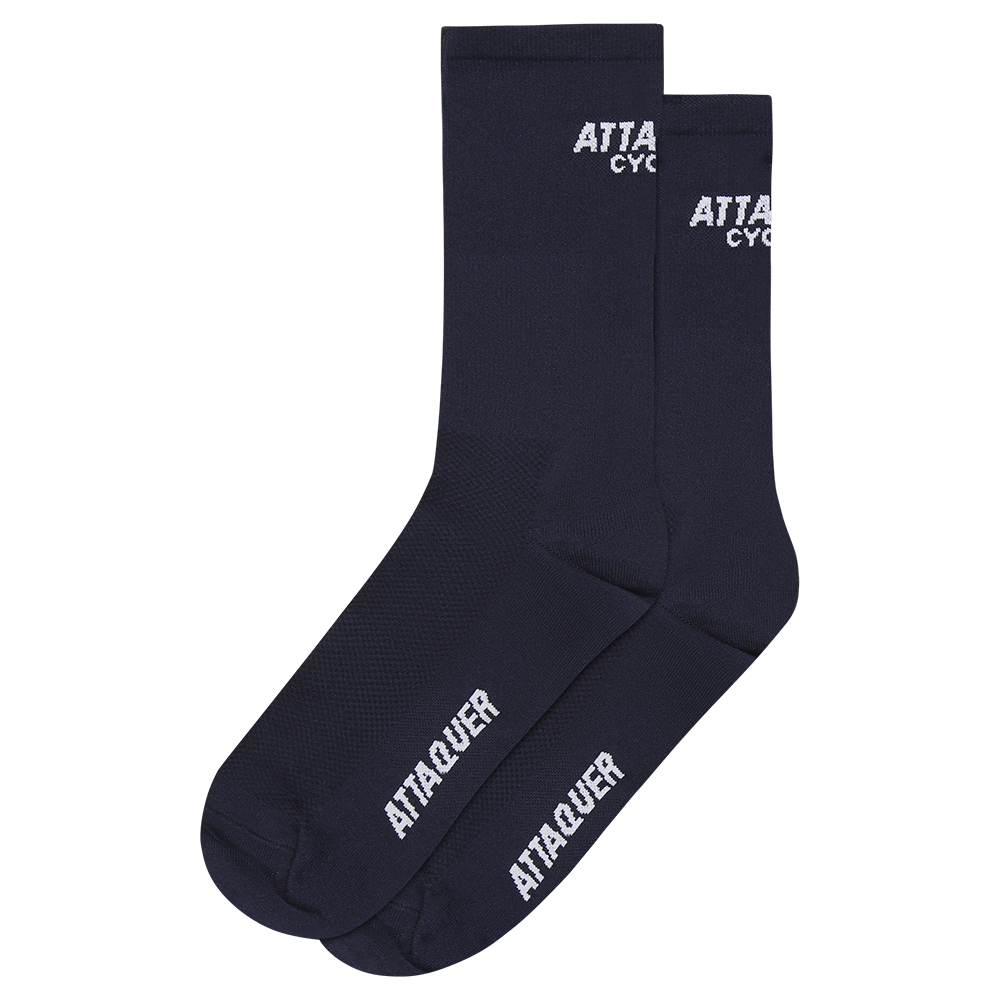Attaquer Socks Club Navy main