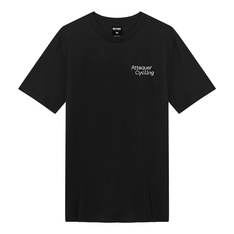 Attaquer Machina T-shirt Black main