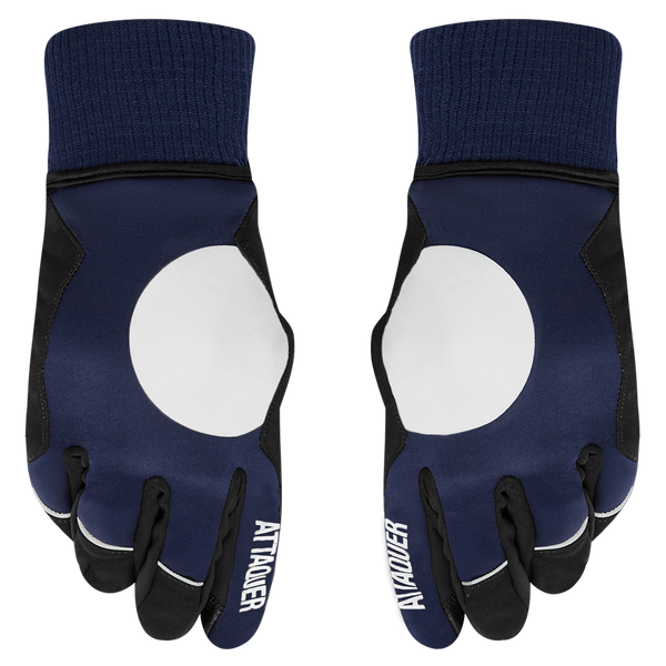 Attaquer Deep Winter Gloves Navy main
