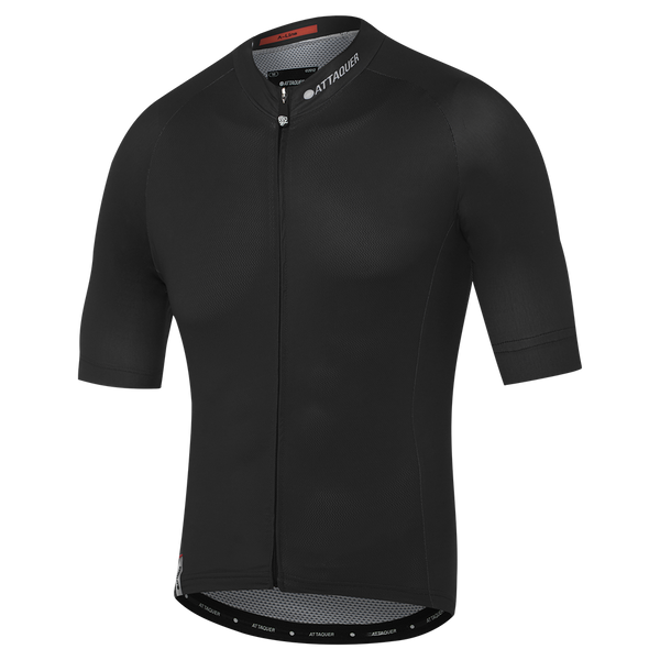 Attaquer Mens A-Line Black main