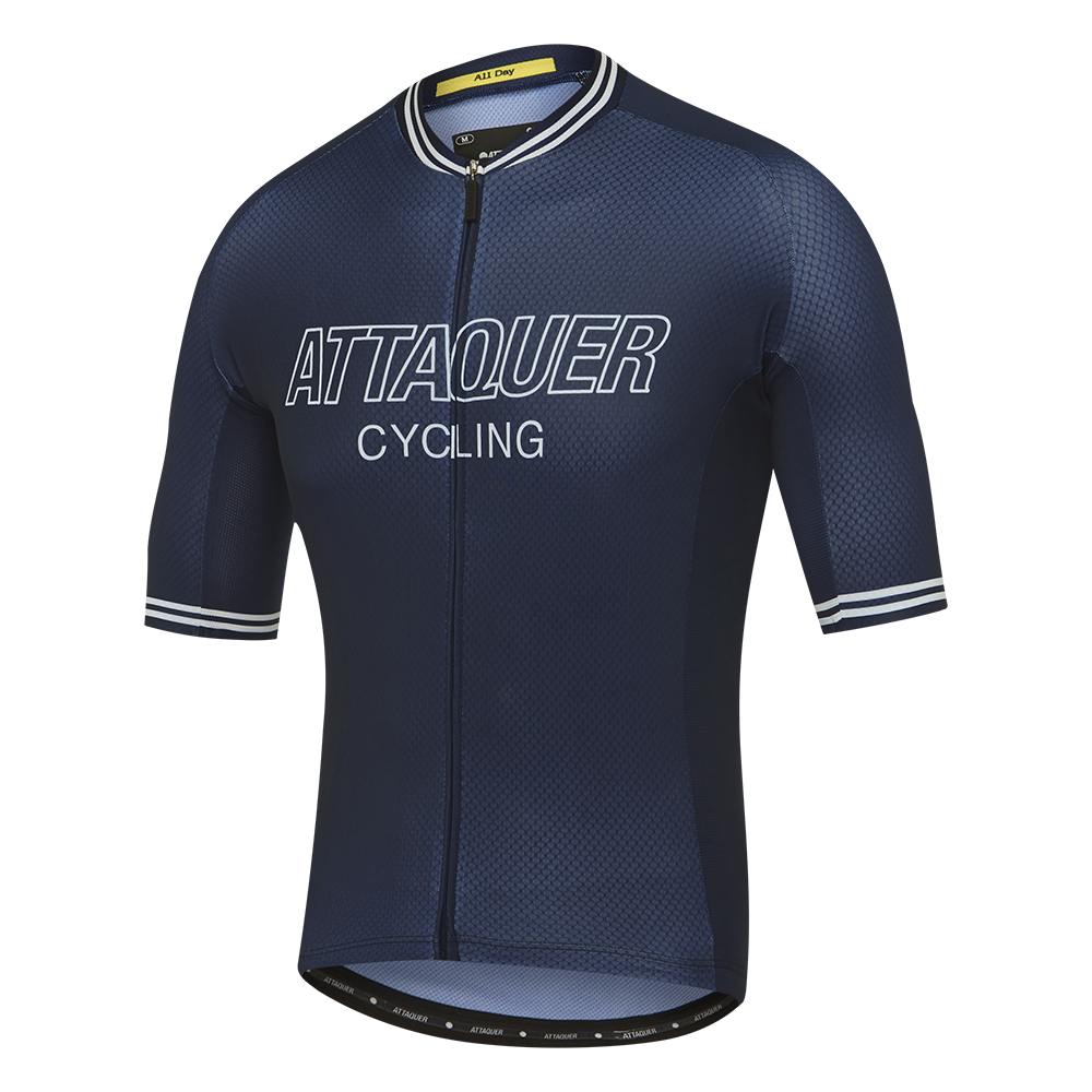 Attaquer Outliner Jersey Navy main