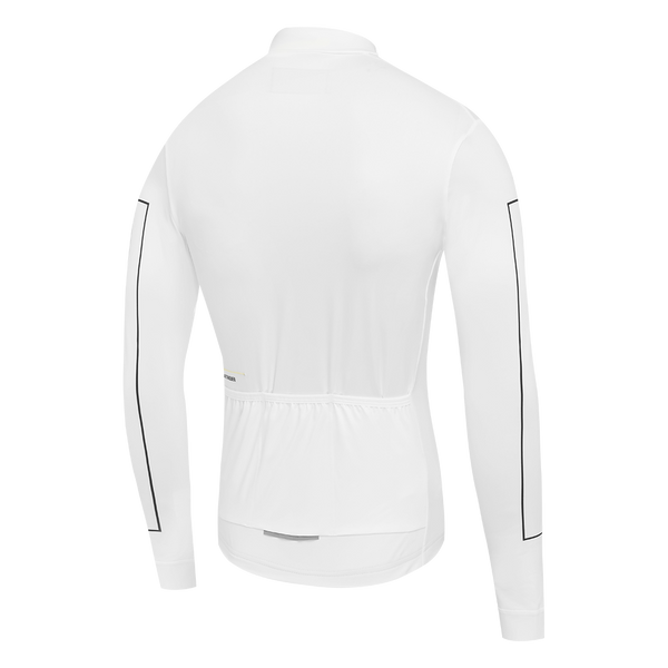 Attaquer L/S White All Day Jersey main