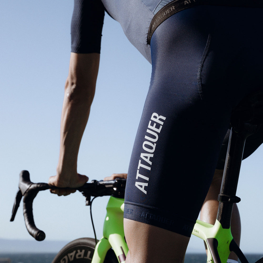 Attaquer Mens Race Bibs lifestyle