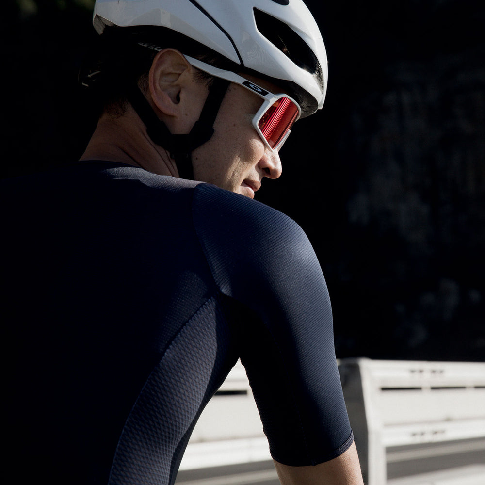Attaquer Race Jersey Navy lifestyle