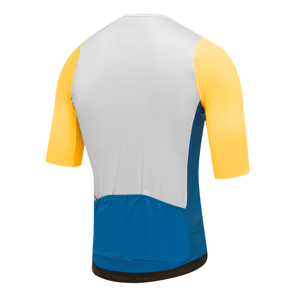 Attaquer Mens race Jersey Sunshine main
