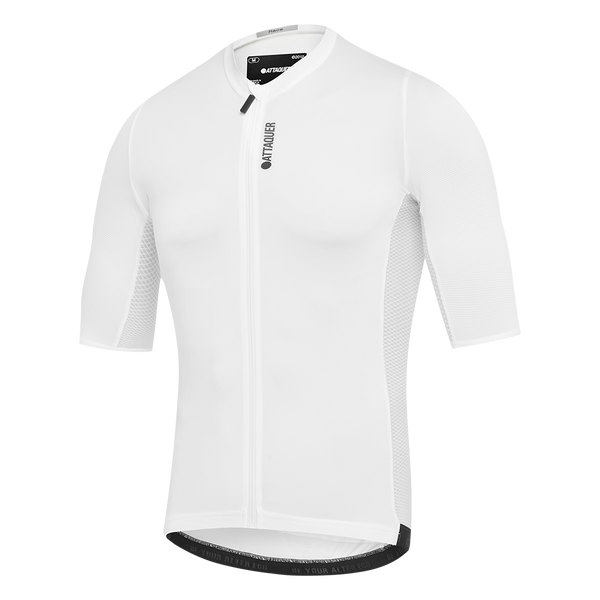 Attaquer White Race Jersey mens main