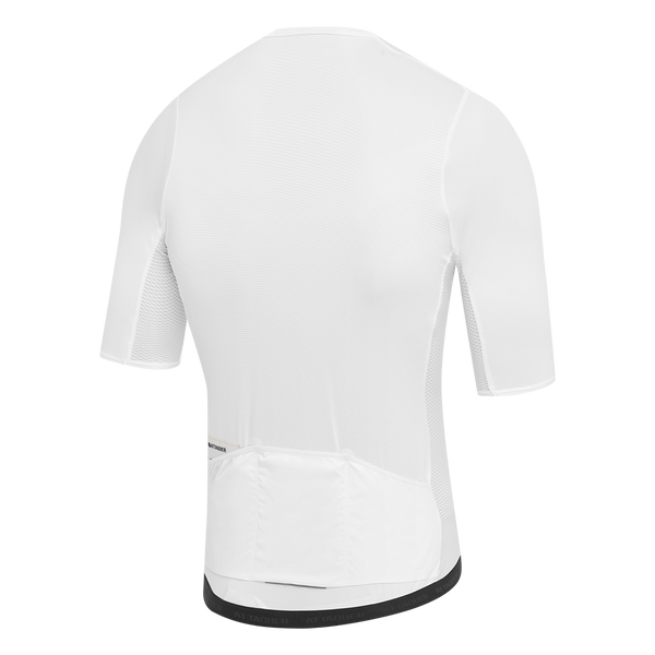 Attaquer Mens Race Jersey White main