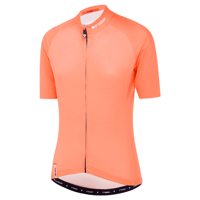 Attaquer Womens A-Line Jersey Salmon main