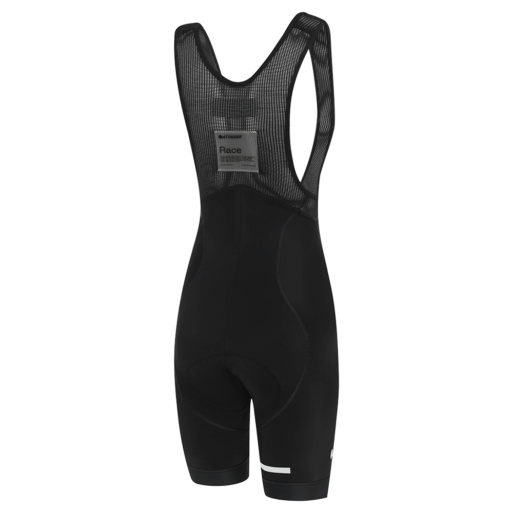 Attaquer Womens Race Bibs Black main