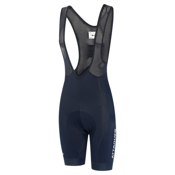 Attaquer Womens Race Bibs Navy main