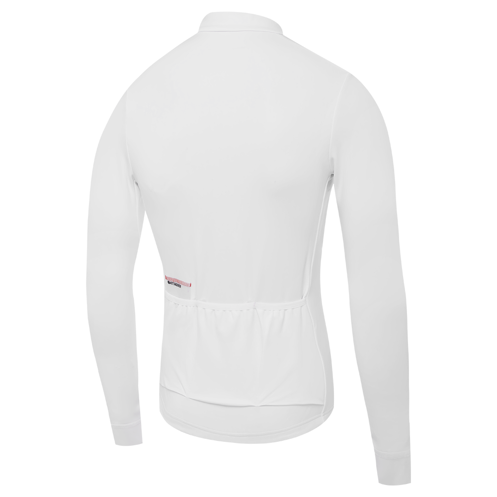 Attaquer Mens A-Line Winter Jersey white main
