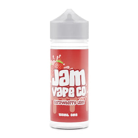 The Jam Vape Co Strawberry Jam E-Liquid