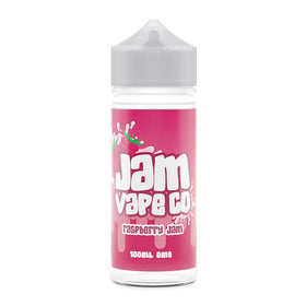The Jam Vape Co Raspberry Jam E-Liquid