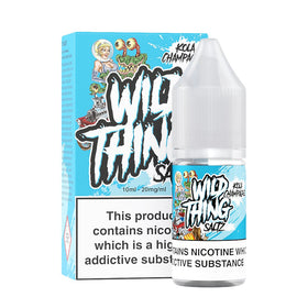 Wild Thing Saltz Kola Champagne Salt E-Liquid