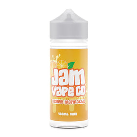 The Jam Vape Co Orange Marmalade E-Liquid