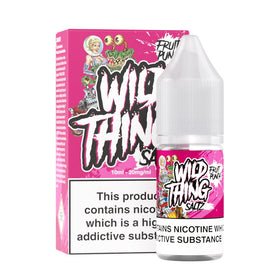 Wild Thing Saltz Fruit Punch Salt E-Liquid