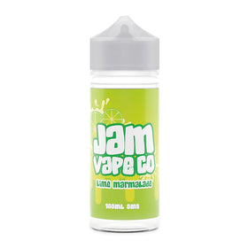 The Jam Vape Co Lime Marmalade E-Liquid