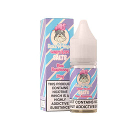 Bake 'N' Vape Blue Raspberry Candy Floss Salt E-Liquid