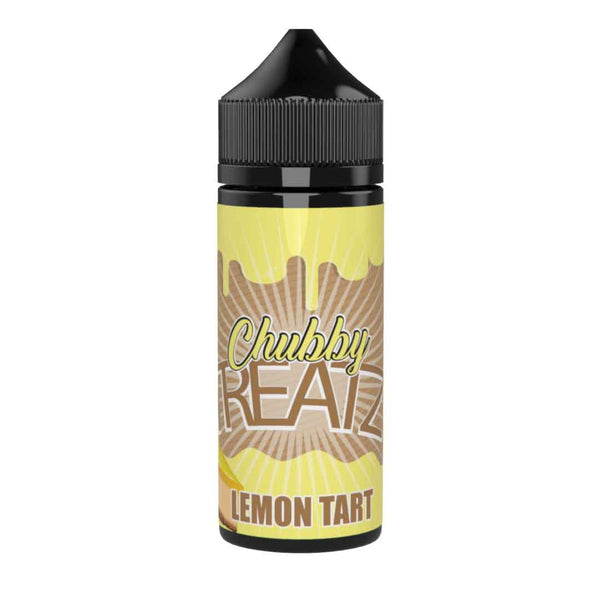 Chubby Treatz Lemon Tart E-Liquid