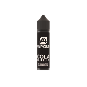 V4POUR Cola Bottles E-Liquid