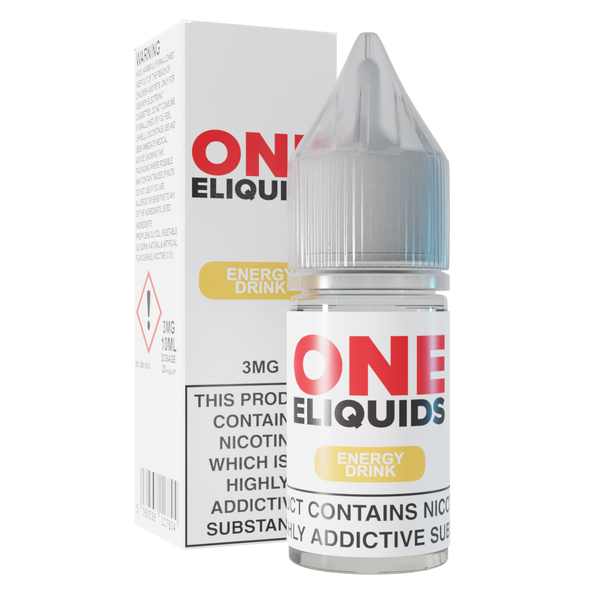 One E-Liquid Energy Drink E-Liquid