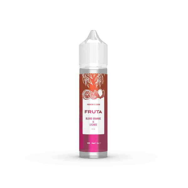 Fruta Blood Orange Lychee E-Liquid