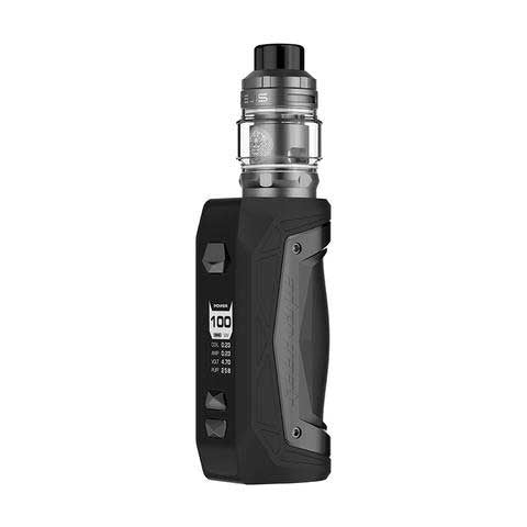 GeekVape Aegis Max Kit with Zeuz Tank Black Tungsten