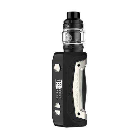 GeekVape Aegis Max Kit with Zeuz Tank White Storm