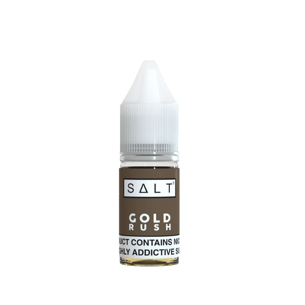 SALT Gold Rush Nicotine Salt E Liquid