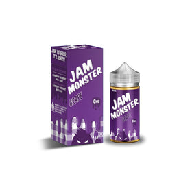 Jam Monster Grape E-Liquid