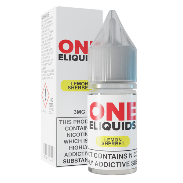 One E-Liquid Lemon Sherbet E-Liquid