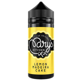 Mary's Kitchen Lemon Madeira Cake E-Liquid