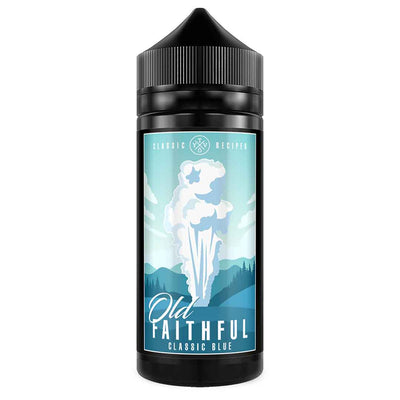 Old Faithful Classic Blue E-Liquid